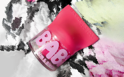 Бальзам-румяна Maybelline Baby Lips в 03 Juicy Rose