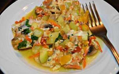 Что приготовить из овощей на ужин быстро