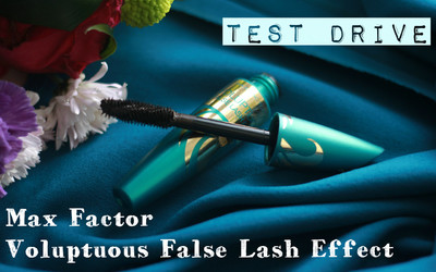 Max Factor Voluptuous False Lash Effect Mascara