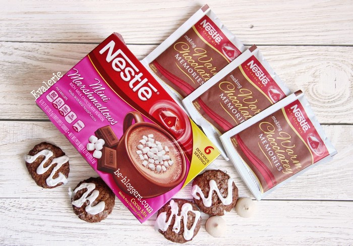 Какао Нестле Nestle Hot Cocoa Mix Mini Marshmallows