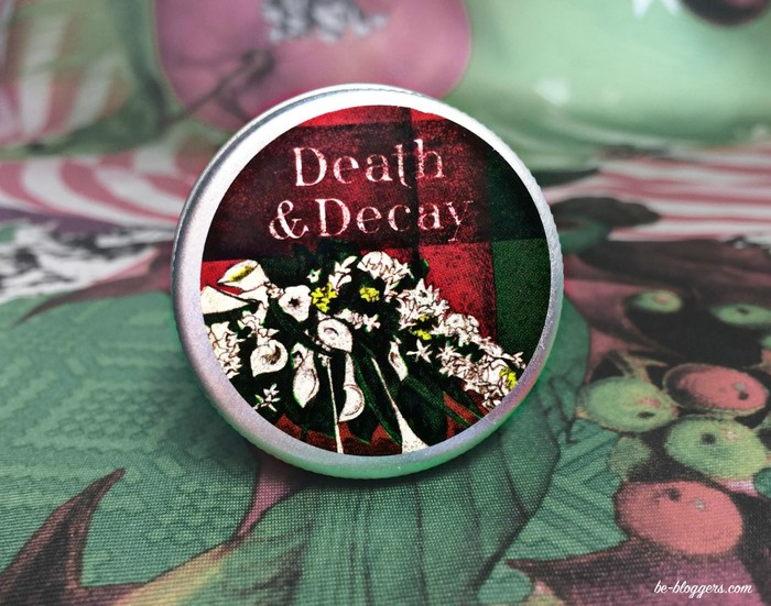 death and decay tverdye dukhi lush
