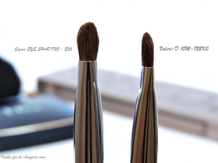 Валери-Д 10М-722КО и Sigma Eye shading E55