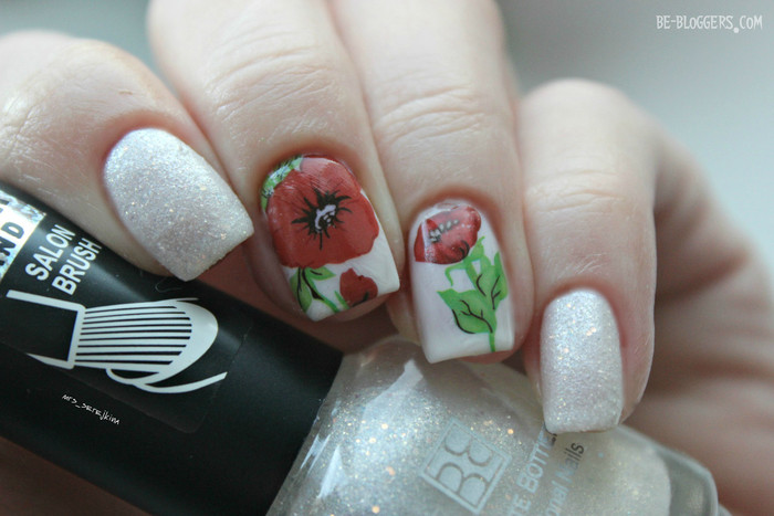 Golden Rose Paris 116, Brigitte Bottier Sugar Sand 302, слайдеры J&Z Nail Accessory M53