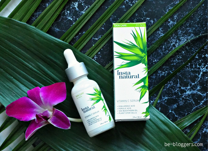Серум с витамином С, InstaNatural, Vitamin C Serum, Anti-Aging, отзыв