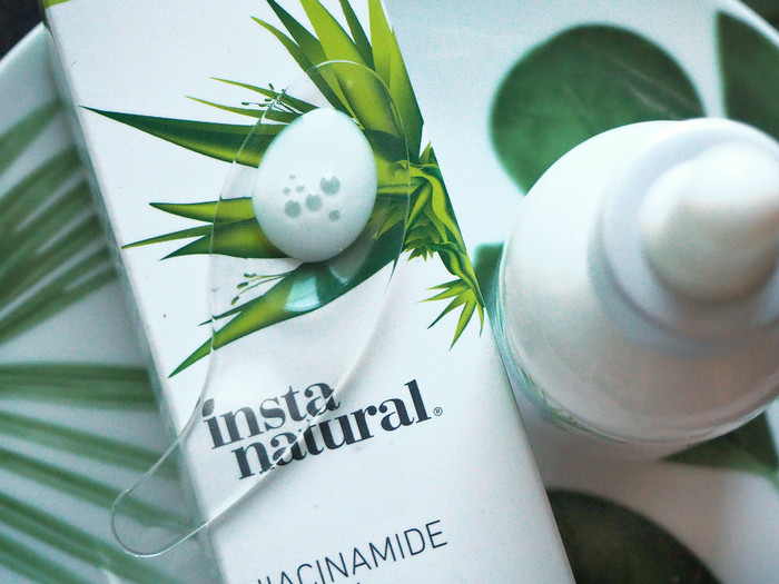 Серум с ниацинамидом, InstaNatural, Niacinamide Serum, отзыв