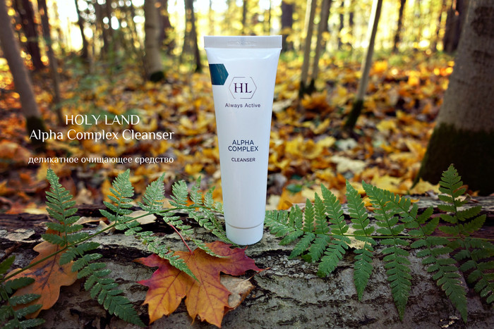 Holy Land aplha complex cleanser