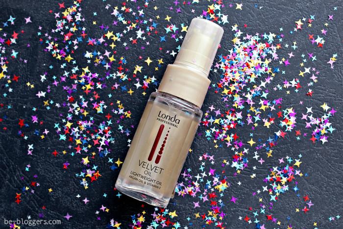 Масло для мгновенного восстановления волос без утяжеления Londa Professional Velvet Oil, отзыв