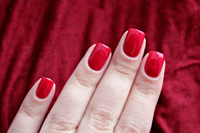 Sally Hansen Insta-Dri 373 Rapid Red