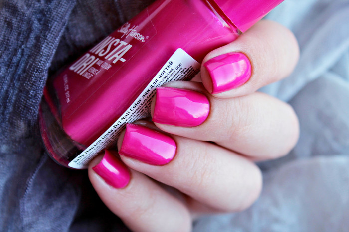 Sally Hansen Insta-Dri 303 Flashy Fuchsia