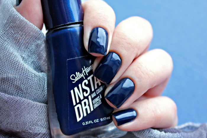 Sally Hansen Insta-Dri 493 Midnight Drive