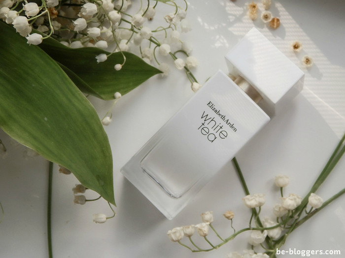 Elizabeth Arden White Tea, отзыв