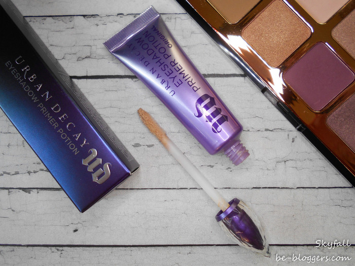 Urban Decay Eyeshadow Primer Potion Original, отзыв