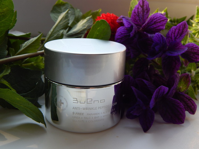 Крем для лица Bueno Anti-Wrinkle Peptide Cream