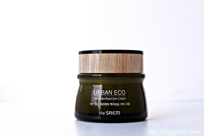 Крем для глаз The Saem Harakeke Root Eye Cream, отзыв