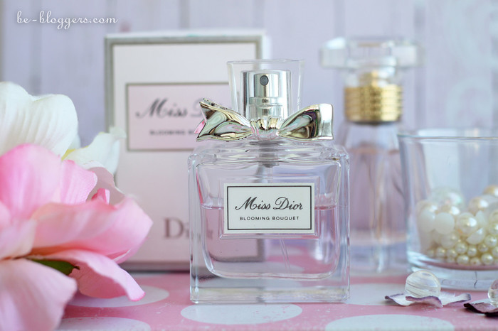 Christian Dior Miss Dior Blooming Bouquet, отзыв