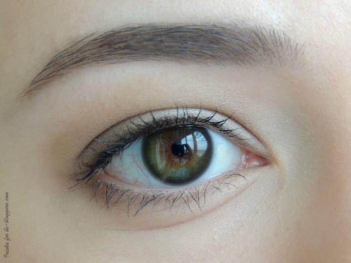 какие контактные линзы