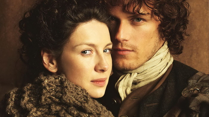 Jamie and Claire outlander 2014 tv series 38535192 1920 1080