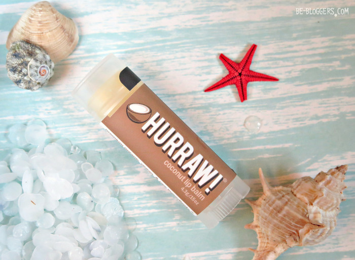 Hurraw! Balm, Lip Balm, Coconut