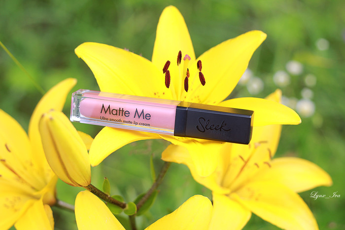 Sleek MakeUp Matte Me Ultra Smooth Matte Lip Cream 436 Burthday Suit