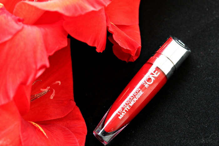 Oriflame The One Lip Sensation Matte Mousse