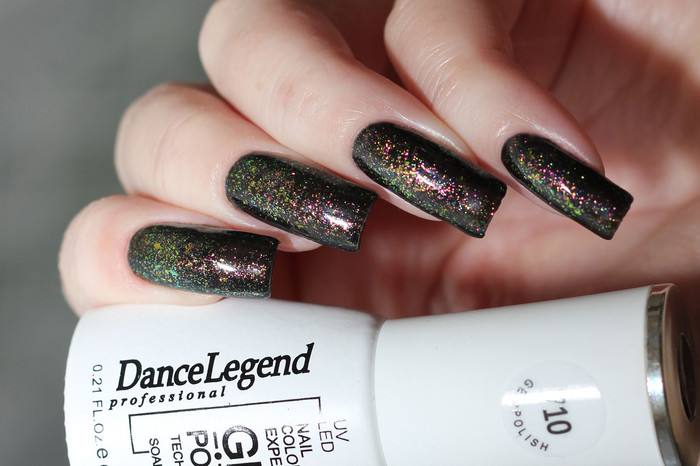 Dance Legend Gel Polish Effect 710 New Beginning