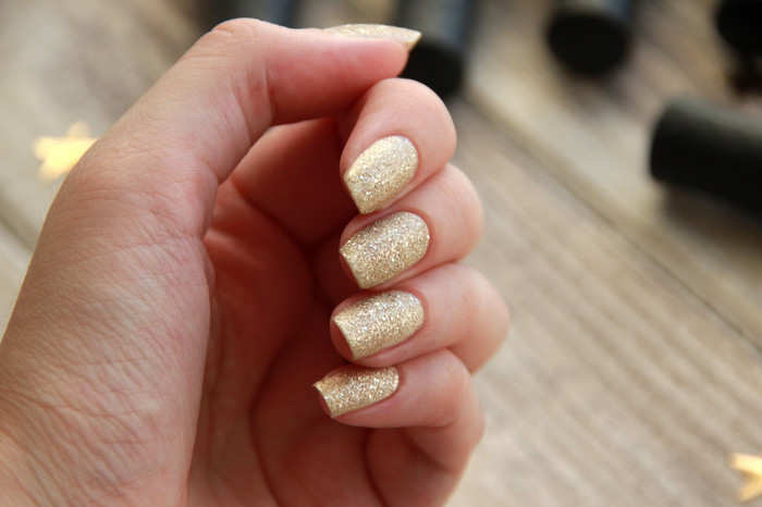 NailLook Real Sugar Glitz 31085 pure vanity