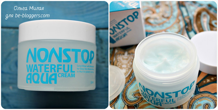 krem mizon Крем для лица Mizon Nonstop waterful aqua cream