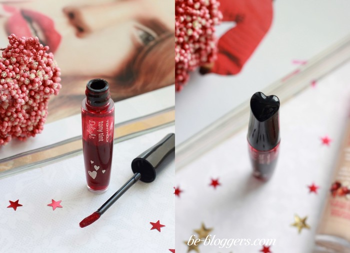 Tony Moly Delight Tony Tint в оттенке 02 Red Apple