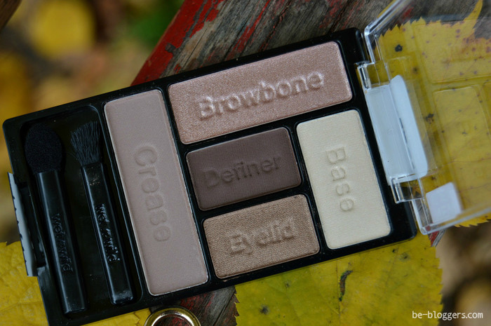 Wet n Wild Тени Для Век, bare and beatiful, отзыв