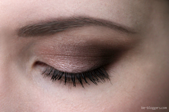 Wet n Wild, Color Icon Eye Shadow Palette, E3961 bare and beatiful, макияж в шоколадных тонах