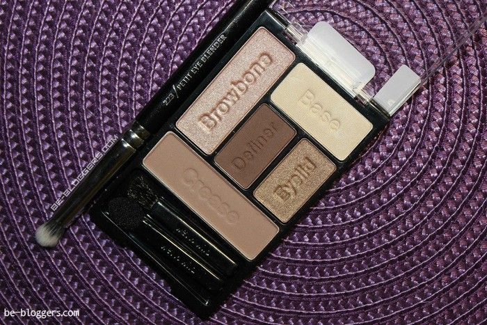 Wet n Wild, Color Icon Eye Shadow Palette, E3961 bare and beatiful