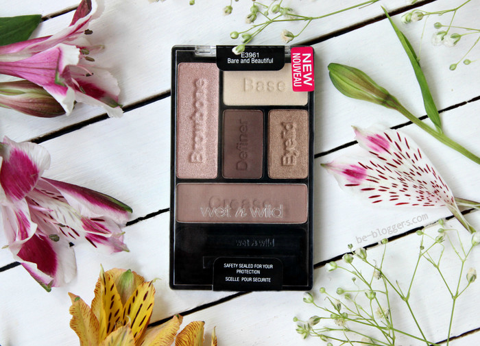 Wet n Wild Тени Для Век Color Icon Eye Shadow Palette, отзыв
