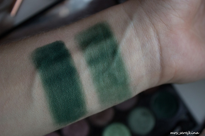 sleek garden of eden swatch