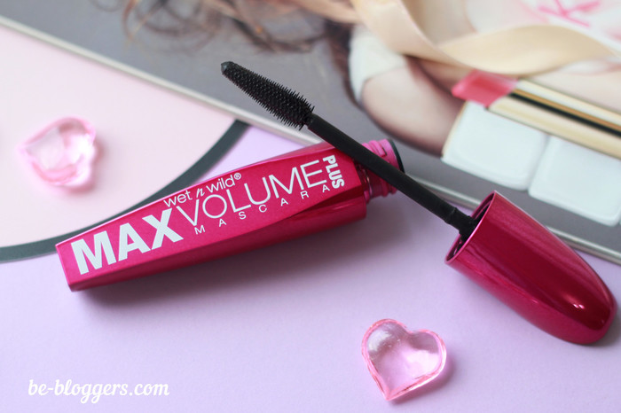 тушь wet n wild max volume plus mascara отзыв