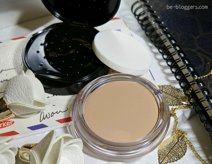 тональная основа max factor miracle touch foundation, отзыв