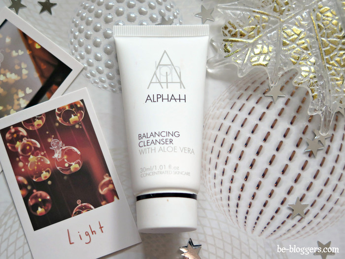 Alpha-H Balancing Cleanser With Aloe Vera, отзыв