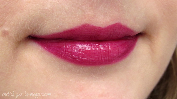 Lippie Stix ColourPop, оттенок LBB, свотч