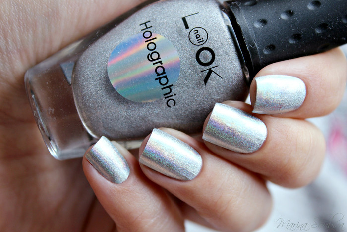NailLook Holographic 31011