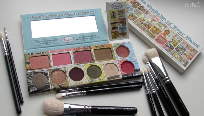 TheBalm «In the balm of your hand»