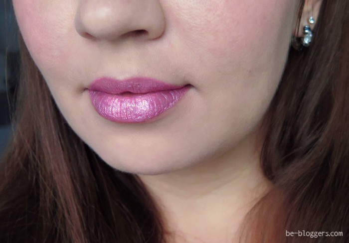 Lime crime, Pink Velve-tin, Pink Champagne, свотчи