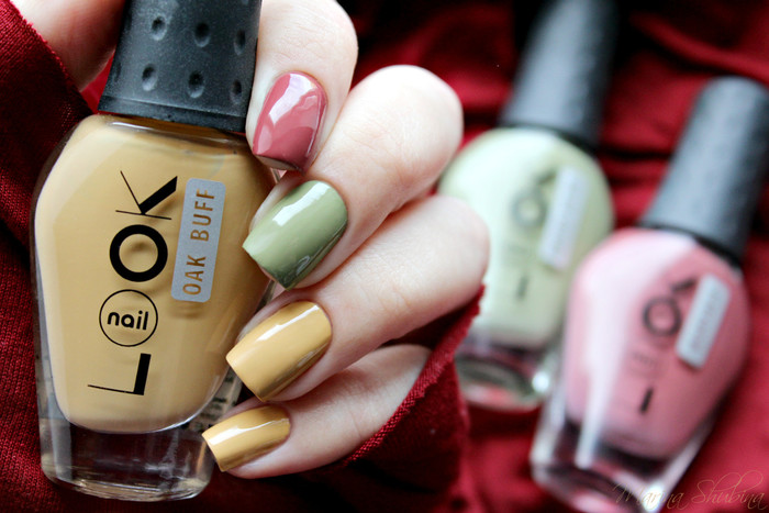 NailLook 31406 Oak Buff