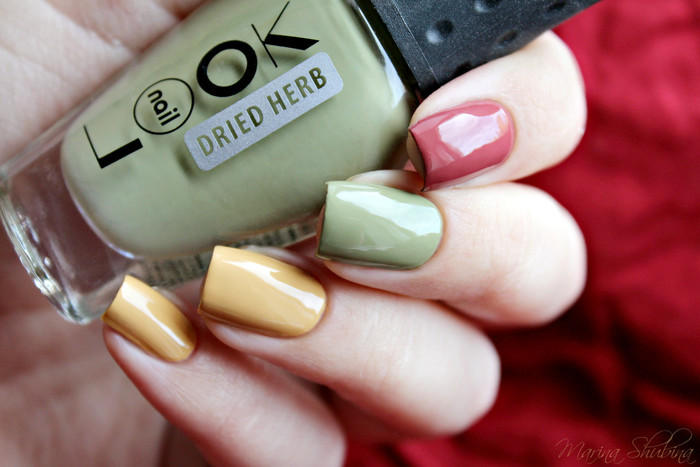 NailLook 31404 Dried Herb