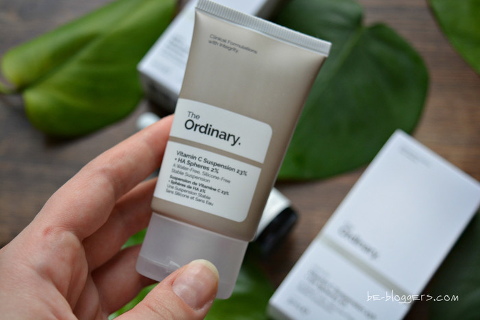 the ordinary vitamin C suspension 23%, отзыв
