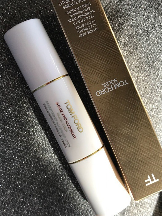 Tom Ford Soleil Shade and Illuminate Glow Stick, двойной стик, отзыв