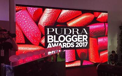 PUDRA BLOGGER AWARDS 2017
