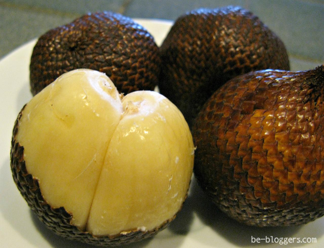 салакка фрукт фото