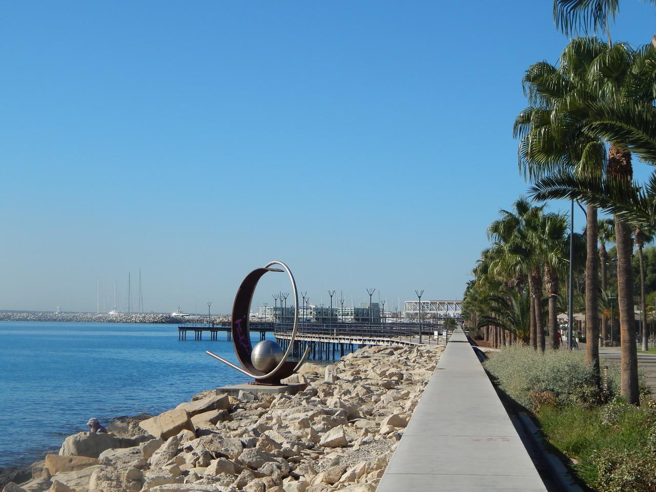 Кипр! Лимассол! Пляжи, море, развлечения и экскурсии