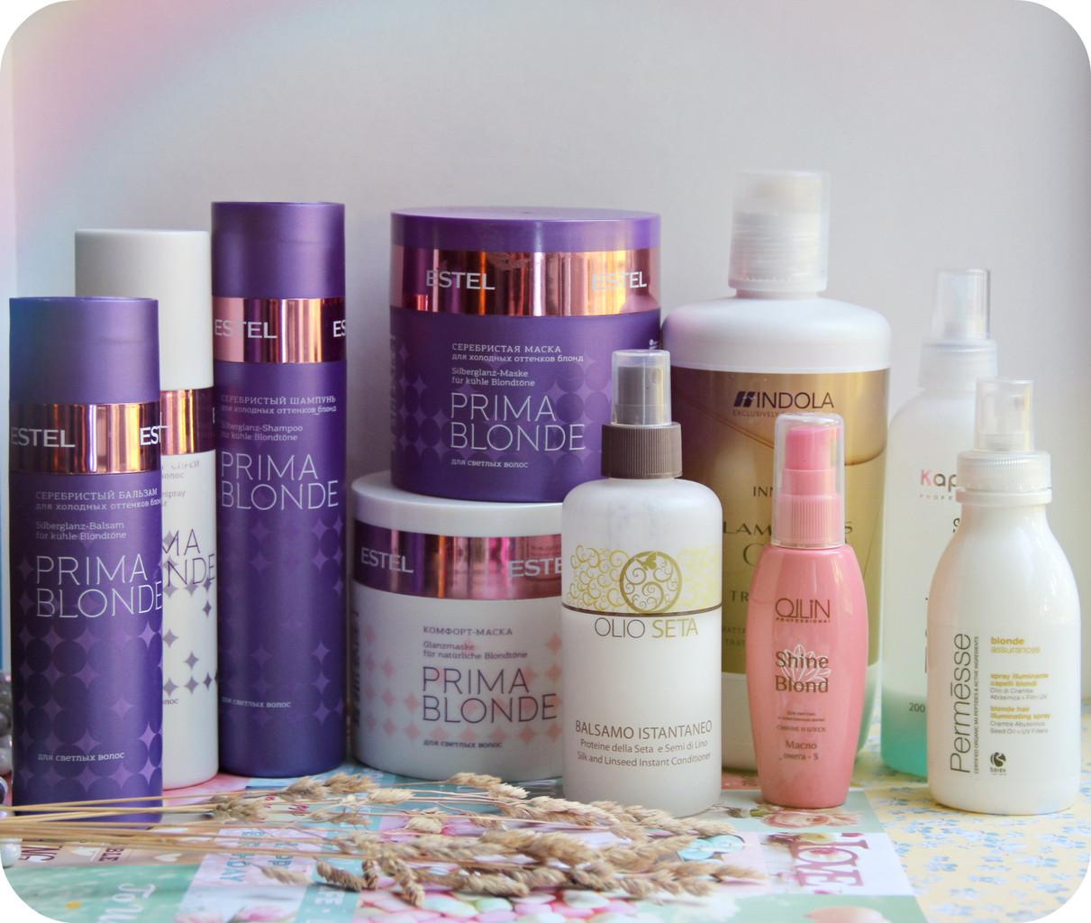 лучшие шампуни для мелированных волос